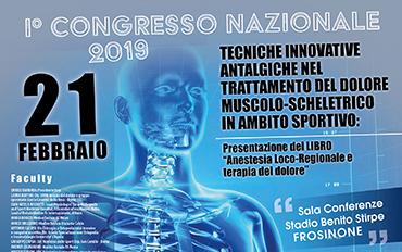 Frosinone, 20/21 febbraio 2019